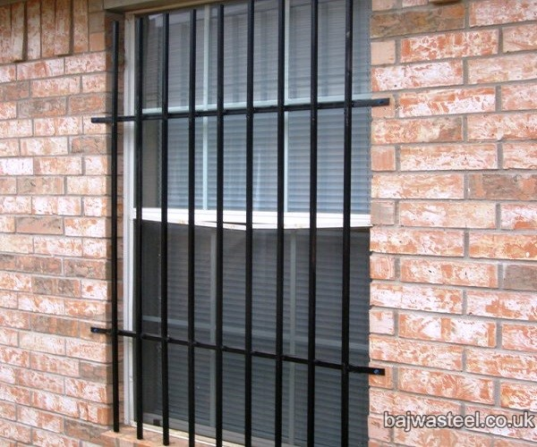 Window grills elegant grilles with