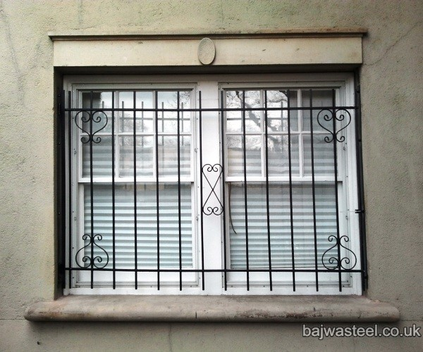Bajwa Steel | Window Grills
